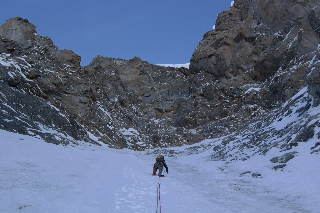 Third icefield.