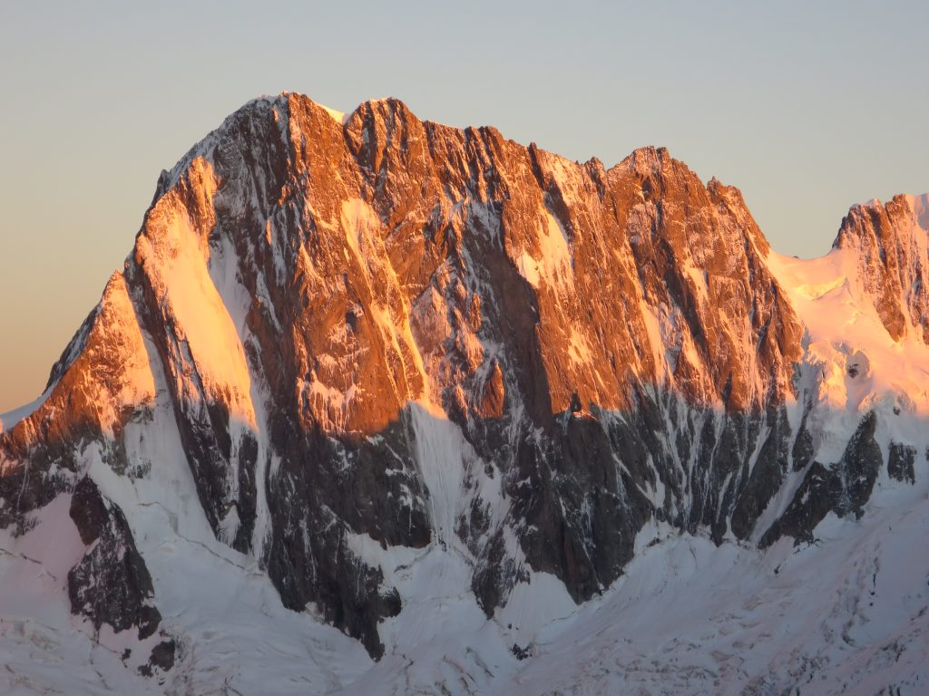 My favourite face in the massif!
